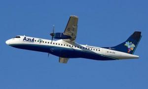 Azul confirma vôos para Ponta Grossa