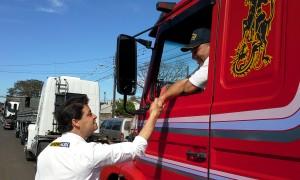 Sandro Alex cobra decisão do STF sobre a Lei dos Caminhoneiros