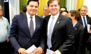 Sandro pede divulgação do Parque de Vila Velha ao ministro do Turismo