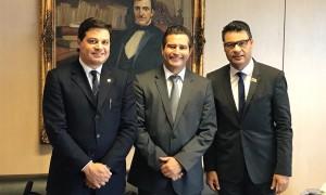 Rangel apresenta projeto de R$ 40 mi para ampliar aeroporto