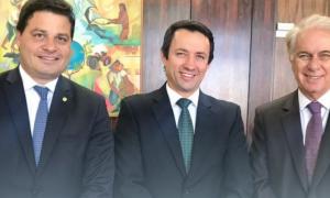 Ministro confirma pedido de Sandro Alex para manter UTRAs de PG e Castro