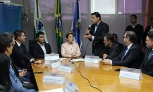 Sandro Alex comemora R$ 60 milhões em investimentos para Ponta Grossa