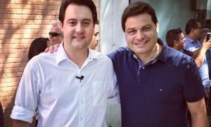 Ratinho Junior confirma Sandro Alex para Infraestrutura e Logística