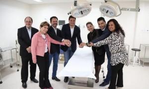 Sandro Alex destaca entrega do novo Centro Cirúrgico do Hospital da Criança