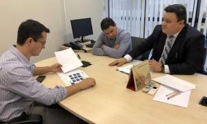 Controlador-geral e Sandro Alex apresentam 'Compliance' a Dallagnol